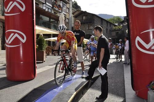 10è Campionat d'Andorra de Contrarellotge individual
