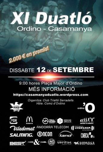 11a Duatló Ordino-Casamanya