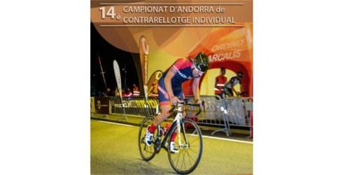 14è Campionat d'Andorra de Contrarellotge individual