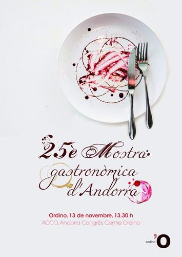 25a Mostra Gastronòmica d'Andorra