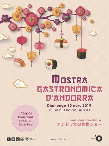 28a Mostra Gastronòmica d'Andorra