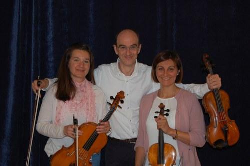 34è Festival Narciso Yepes. Trio Va de corda. Onca bàsic
