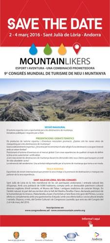 9è Congrès Mundial de Turisme de Neu i de Muntanya