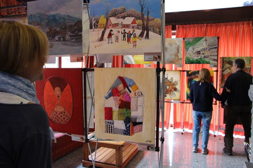 Exposició Art Camp 2008