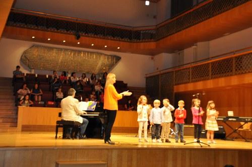 Audició Escola de Música Valls del Nord