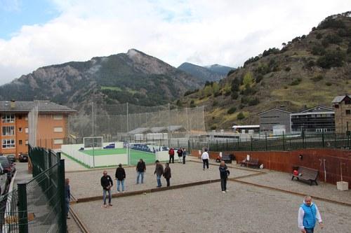 Campionat de petanca d'Andorra de veterans