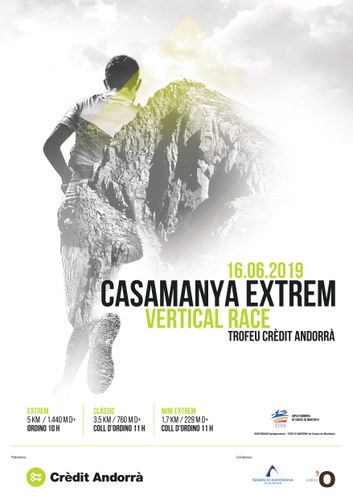 Casamanya Extrem Vertical Race