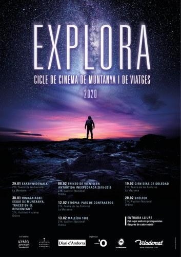 Cicle de cinema de muntanya i de viatges