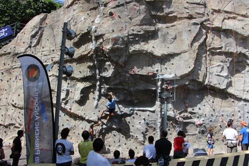 Circuit Open d'escalada esportiva