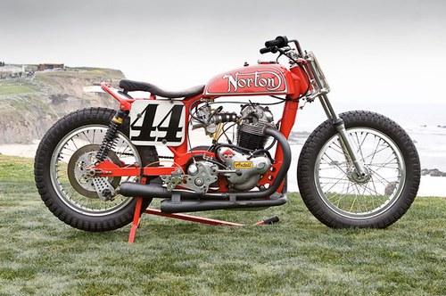 Concentració de motos clàssiques