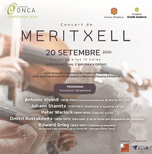 Concert de Meritxell