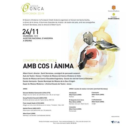Concert de Santa Cecília
