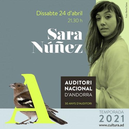 Concert de Sara Núñez