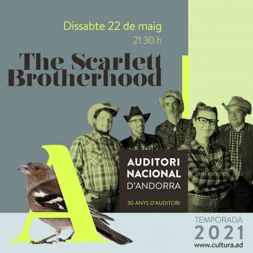 Concert The Scarlett Brotherhood