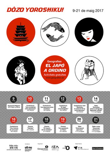 Conferència 'Una occidental entre japonesos'