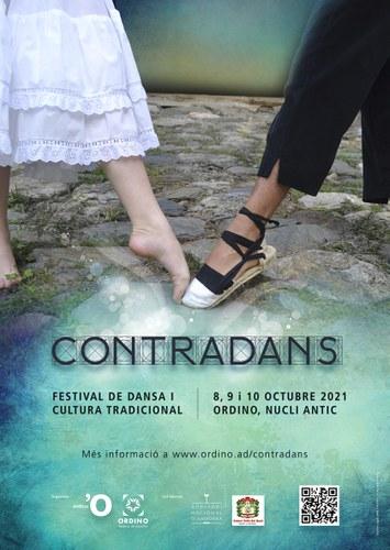 Contradans. Festival de dansa i cultura tradicional d'Ordino