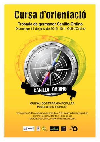 Cursa d'Orientació Canillo-Ordino