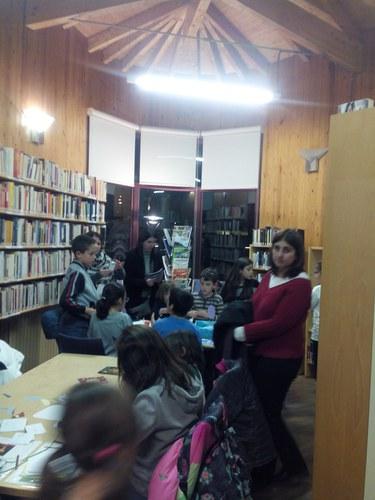 Dia Internacional de les biblioteques