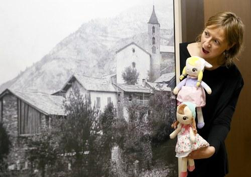 El conte de l'Ona i la Laia. Un viatge a l'Andorra d'abans