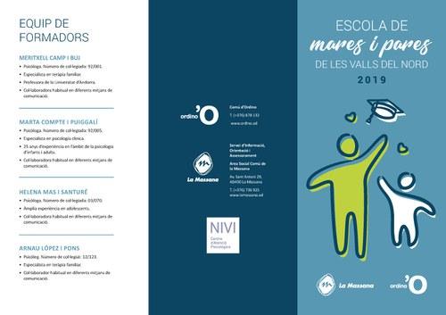 Escola de mares i pares de les Valls del Nord