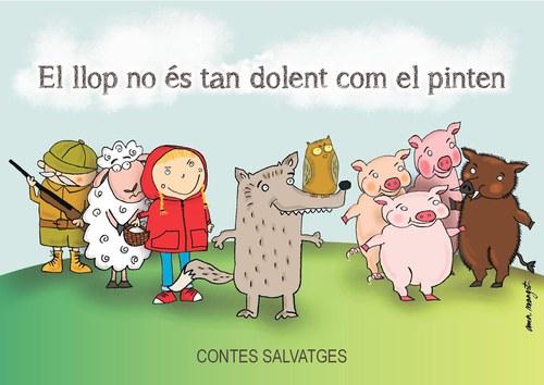 Espectacle infantil 'Contes Salvatges'