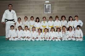 Exhibició de fi de curs del Club de Judo Ordino