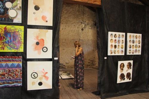 Exposició Art Camp