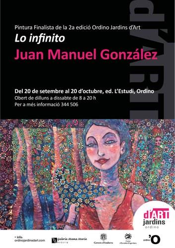Exposició de pintura de Juan Manuel González