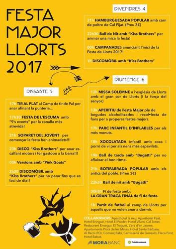 Festa Major de Llorts