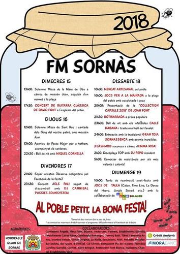 Festa Major de Sornàs