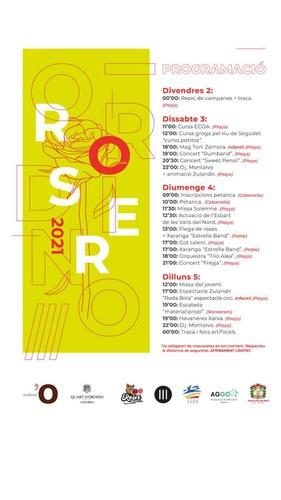 Festes del Roser d'Ordino