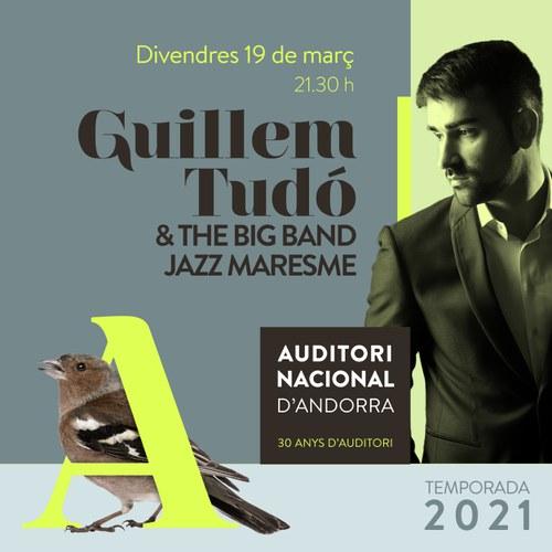 Guillem Tudó & The big band Jazz Maresme