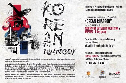 Korean Rhapsody
