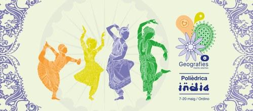 Mercè Escrich 'El simbolisme de la dansa hindú'