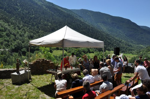 Missa de Sant Pere i aperitiu