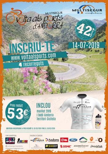 Multisegur Volta als Ports d'Andorra