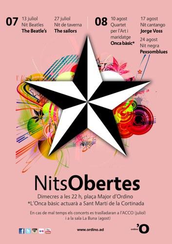 Nits Obertes. The Sailors, la nit taverna