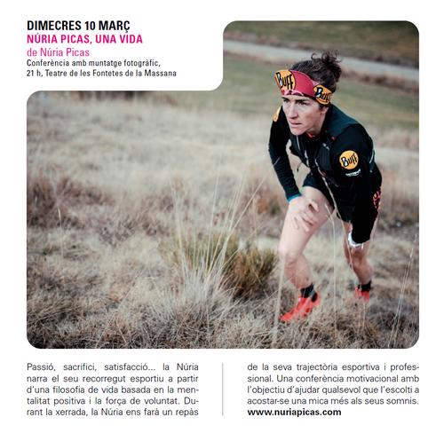 Núria Picas, una vida