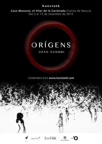"""Contenidor d'art """"Orígens"""", de Joan Xandri"""