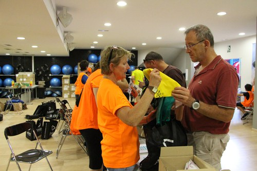 Reunió de voluntaris AUTV