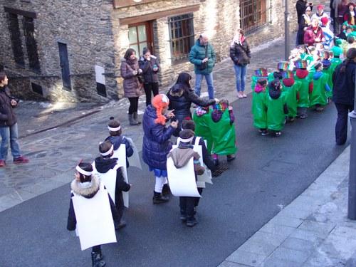 Rua de Carnaval de les Escoles