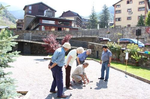 Campionat d'Andorra de petanca