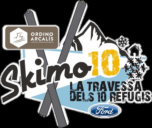 Skimo 10. Andorra Skimo 10