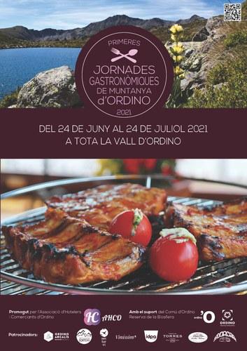 Jornades Gastronòmiques de cuina de muntanya de la vall d'Ordino