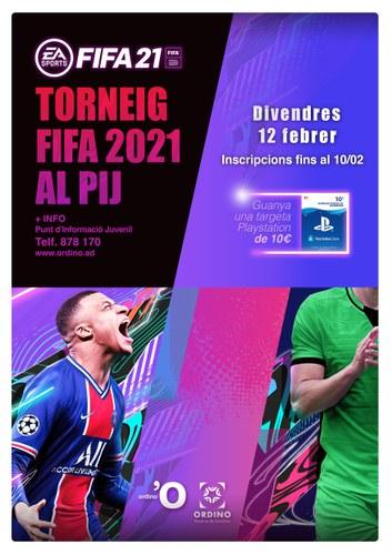 Torneig FIFA 2021