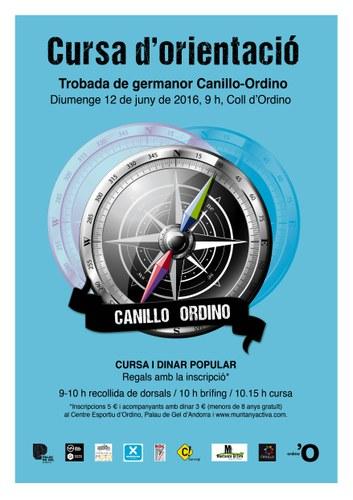 Trobada Canillo-Ordino