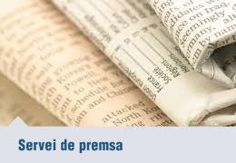 Servei de premsa
