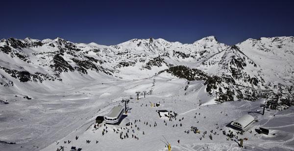Camp de neu d'Ordino-Arcalís