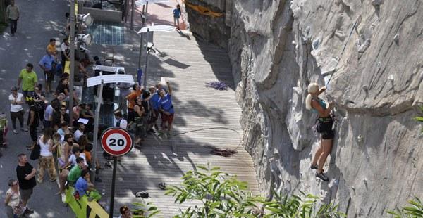 Campionat d'escalada