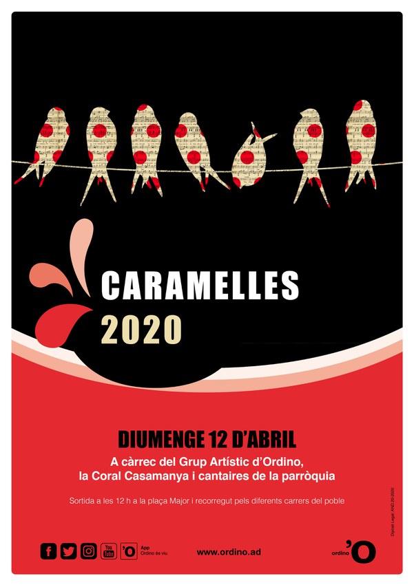 Caramelles 2020